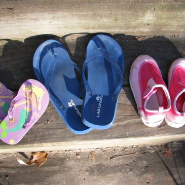 It's National Flip Flop Day