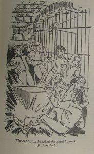 Nancy Drew Illustration