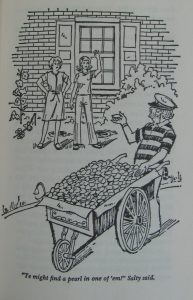 Illustration of Salty