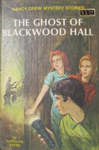 Ghost of Blackwood Hall Cover