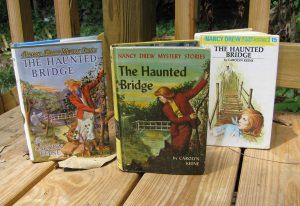 Haunted Bridge Book Covers