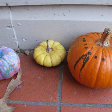 Meet the Pumpkins