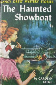 Haunted Showboat book cover