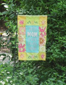 Mother's Day Flag