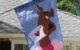 Scooby Doo Valentine's Flag