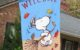 Snoopy Yard Flag