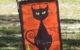 Halloween Cat Flag