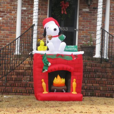 A Very Snoopy Christmas