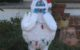 Abominable Snowman Decoration